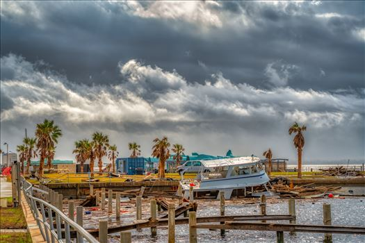 Panama City Marina -.jpg by Terry Kelly Photography