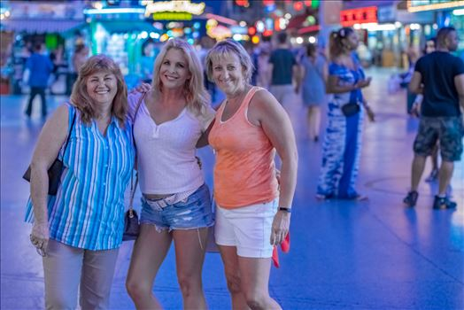 Fremont Street Experence Lisa Jennifer & Tonya-8502667.jpg by Terry Kelly Photography