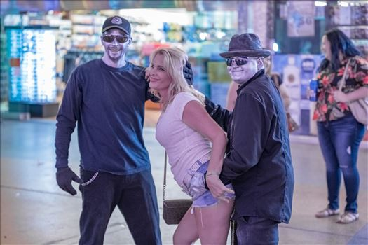 Fremont Street Experence with Tonya and make me move guys-8502634.jpg by Terry Kelly Photography