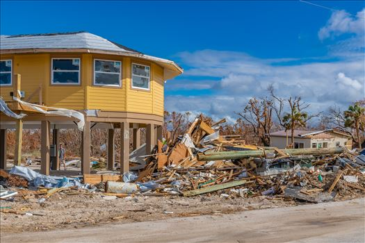 Hurricane Michael by Terry Kelly Photography