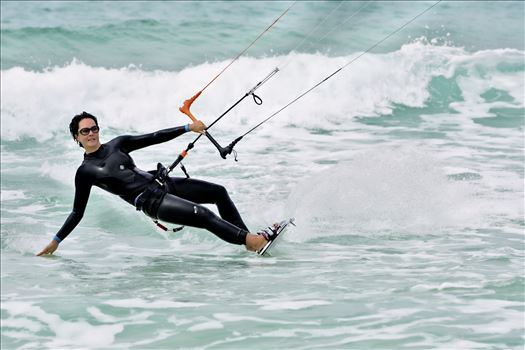 female kiteboarder st andrews state park 8108488.jpg by Terry Kelly Photography