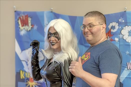MARVEL vs DC the superheroes meet at Bay County Public Library Saturday, July 28th 2018