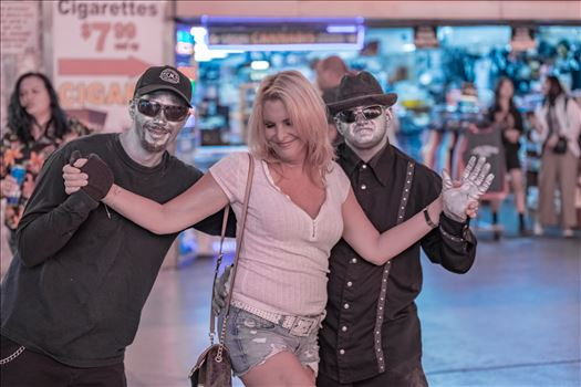 Fremont Street Experence with Tonya and make me move guys-8502639.jpg by Terry Kelly Photography
