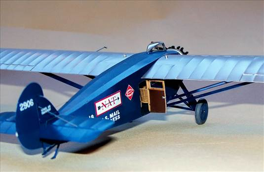 Travel Air 5000 NAT model_2.jpg by Rogerhold