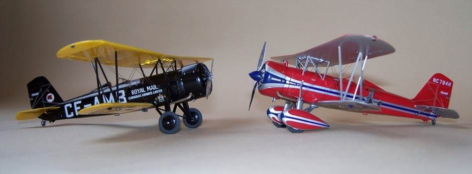 Both Stearman 4Es.jpg by Rogerhold