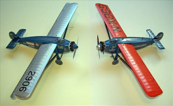 Travel Air 5000 model comparison_1.jpg by Rogerhold