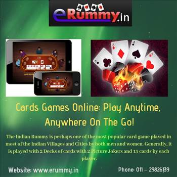 Cards Games Online_ Play Anytime, Anywhere On The Go!.jpg by Erummy
