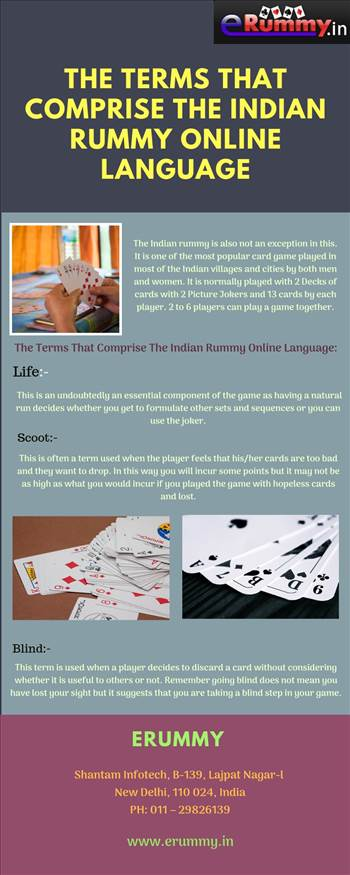 The Terms That Comprise The Indian Rummy Online Language.jpg by Erummy