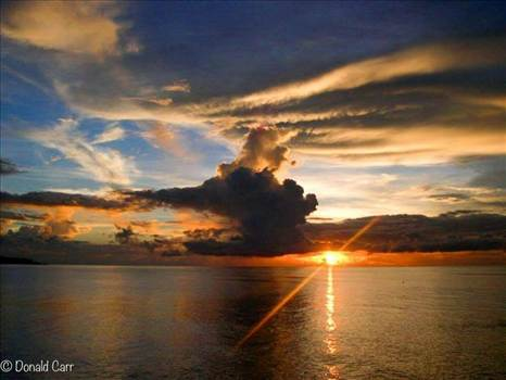 caribbeansun.jpg by Don Carr