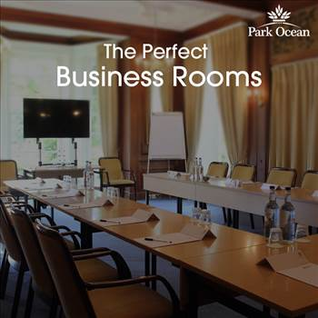 The Perfect Business Rooms  by HotelParkOcean