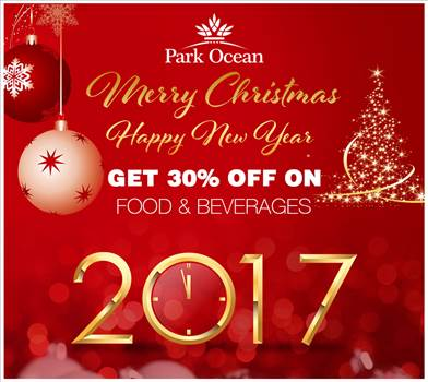 Hotel Park Ocean family wishes you a Merry Christmas.png by HotelParkOcean