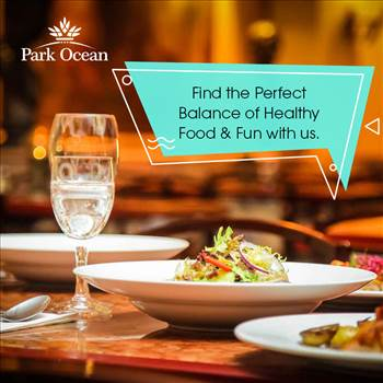 Experience the finest dining at sikar road jaipur hotel by HotelParkOcean