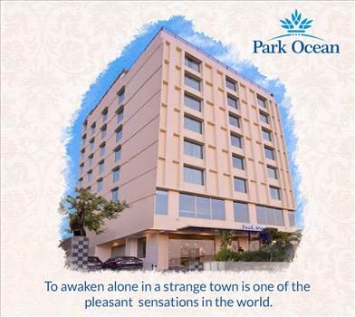 Spend your Weekend stays with us Park Ocean by HotelParkOcean