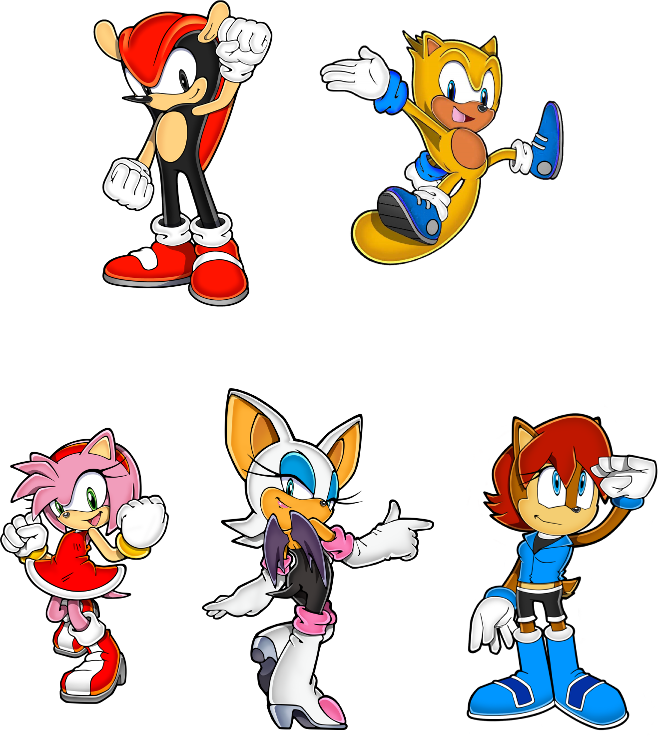 Show-featured characters.png  by shwapneel1999