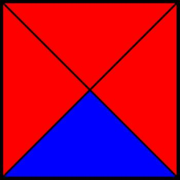 25% blue and 75% red square III.png by shwapneel1999