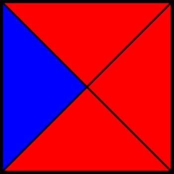 25% blue and 75% red square IV.png by shwapneel1999