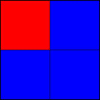 75% blue and 25% red - Part I.png by shwapneel1999