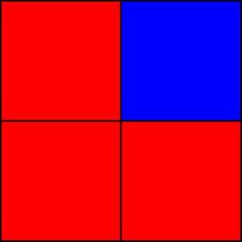 25% blue and 75% red - Part IV.png by shwapneel1999