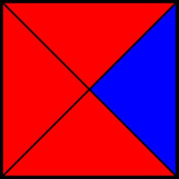 25% blue and 75% red square II.png by shwapneel1999