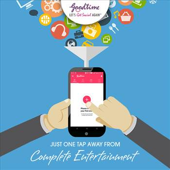 The GoodTime App by GoodTime