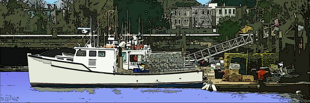 lobster boat.jpg by WPC-76