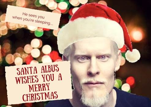 Red Funny Christmas Card.jpg by Byblood