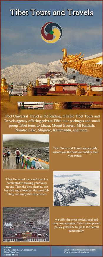 Tibet Tours and Travels by tibettravelchina