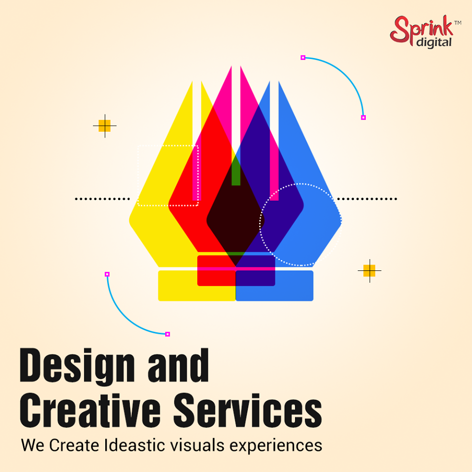 Design and Creative Services.png The unique approach of our creative design company enables to push the boundaries of creative thought and redefine quality output benchmarks. by digitalsprink
