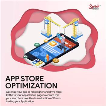 App Store Optimization.jpg - For the average apps, search actually makes up the vast majority installs, so double your app downloads with app store optimization.