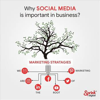 Social Media Marketing.jpg - Social media is a crucial part of your business marketing, but it doesn't have to be stressful to manage. Take the first step, create a profile, and start engaging with your customers.