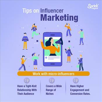 Influencer Marketing.jpg - Influence marketing works because people want to connect with the audience they can relate to and those influencers can make a connection between brand and people.