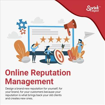 Online Reputation Management.jpg - Build a positive brand reputation and loyalty to increase customer confidence in your products and services. It ultimately drives sales and growth as it is important for your brand to be prominent. We help you achieve it with the help of search engines, o