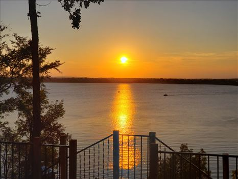 Lake Eufaula Sunset.jpg by 405 Exposure