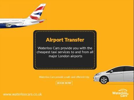 Waterloo cars provide cheap fare on waterloo taxis, waterloo cabs & airport taxi services across London. Book taxis, reliable minicabs and taxi service in Central London. Book Now!   Website: https://www.waterloocars.co.uk