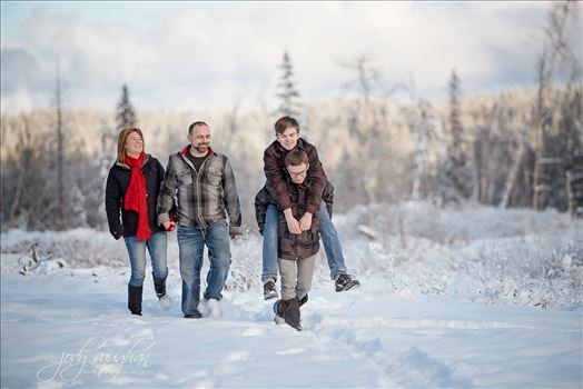 Family 27 by Jody Vaughan Infinity Images