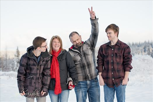 Family 26 by Jody Vaughan Infinity Images