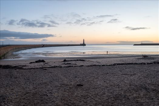 'Solidarity at Dawn', Roker, Sunderland by Graham Dobson Photography