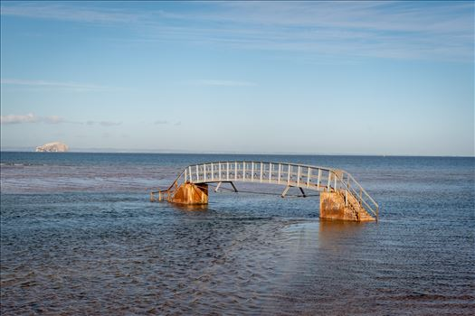 'Bridge to Nowhere', Dunbar, Scotland by Graham Dobson Photography