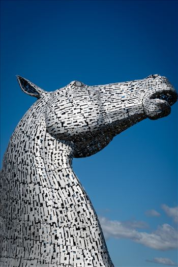 'The Kelpies', Falkirk, Scotland by Graham Dobson Photography