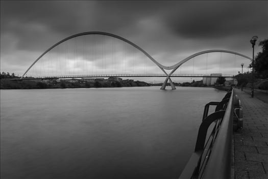 Infinity Bridge, Stockton on Tees, Cleveland by Graham Dobson Photography