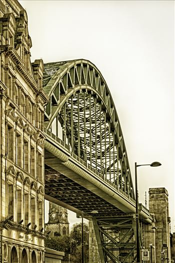 Tyne Bridge, Newcastle upon Tyne by Graham Dobson Photography