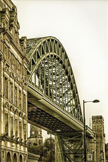 Tyne Bridge, Newcastle upon Tyne by Graham Dobson Photography