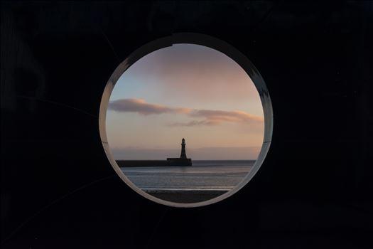 Roker, Sunderland at Sunrise by Graham Dobson Photography
