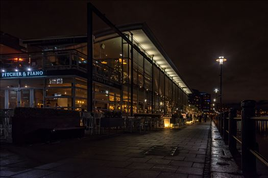 'Pitcher and Piano' bar, Newcastle Quayside by Graham Dobson Photography