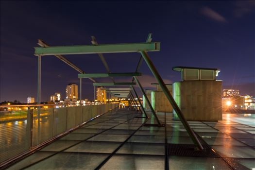 'Up on the Roof', National Glass Centre,Sunderland by Graham Dobson Photography