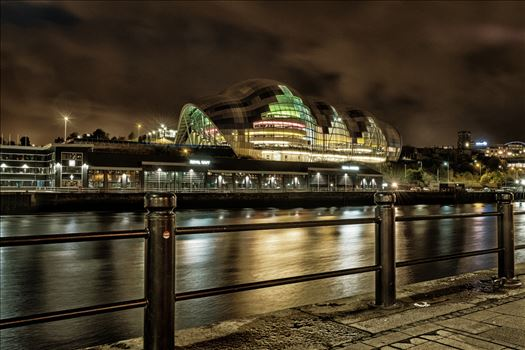 The Sage, Gateshead Quayside by Graham Dobson Photography