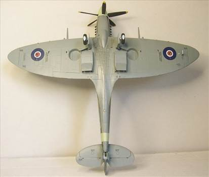 Airfix Spitfire XIVc 9.JPG by Alex Gordon