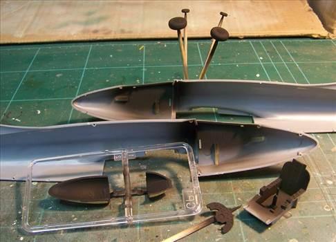 Trumpeter Attacker F1 20.JPG by Alex Gordon