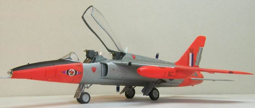 Airfix Gnat 5.JPG by Alex Gordon