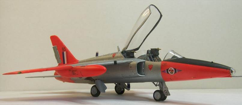 Airfix Gnat 8.JPG by Alex Gordon
